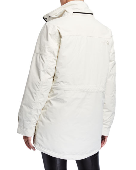 Image 3 of 3: Reign On Down Parka Coat