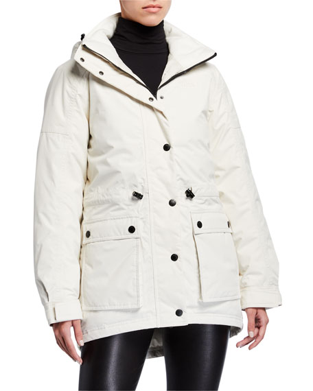 Image 1 of 3: Reign On Down Parka Coat