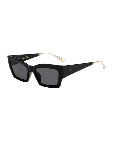 Image 1 of 2: CatStyleDior2 Rectangle Sunglasses