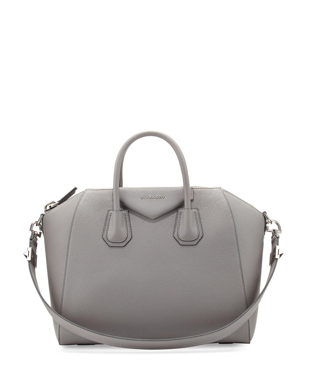 Givenchy Antigona Medium Leather Satchel Bag  c7e07a550f6e9