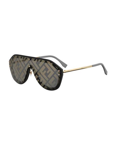 51afc07691884 Fendi FF Shield Sunglasses