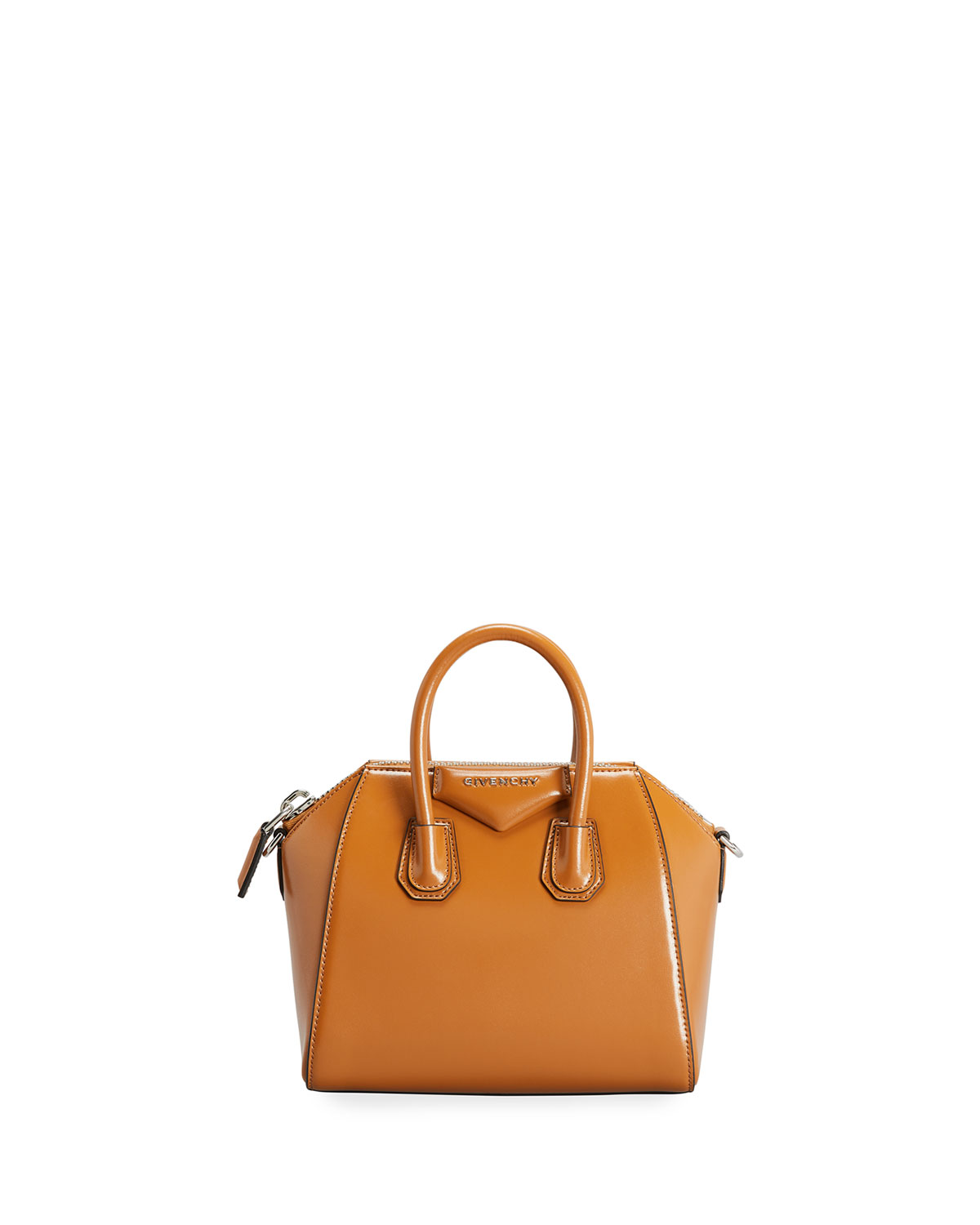 ad83794ead0c Givenchy Antigona Mini Box Calfskin Satchel Bag