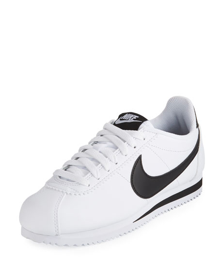 Image 1 of 3: Classic Cortez Two-Tone Sneakers