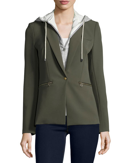 Image 3 of 5: Veronica Beard Hoodie Dickey
