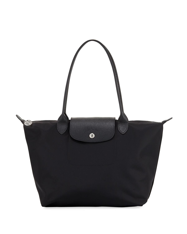 Le Pliage Neo Medium Nylon Shoulder Tote Bag