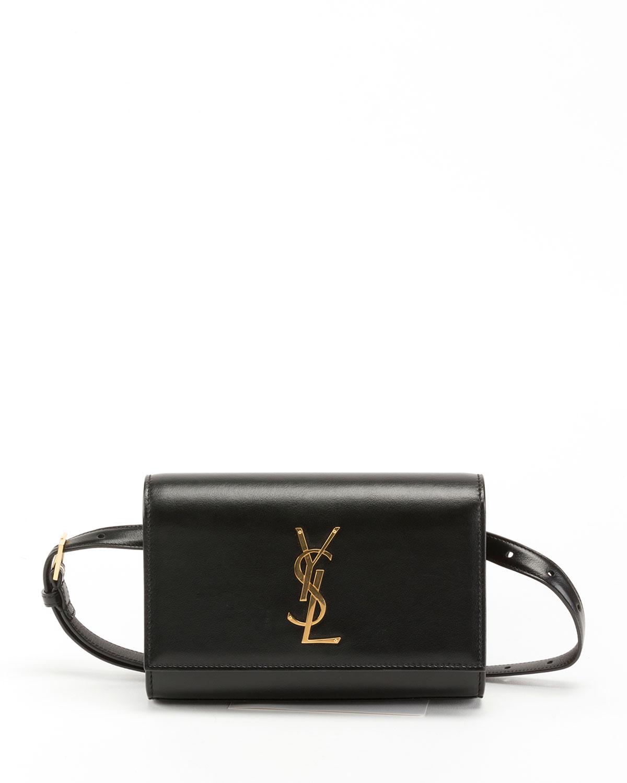 9b6e957c8c Kate Monogram YSL Leather Belt Bag