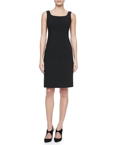 Armani Collezioni BLACK CLASSIC TANK DRESS