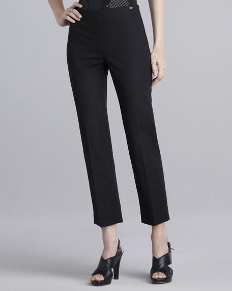 Jennifer Side-Zip Pants