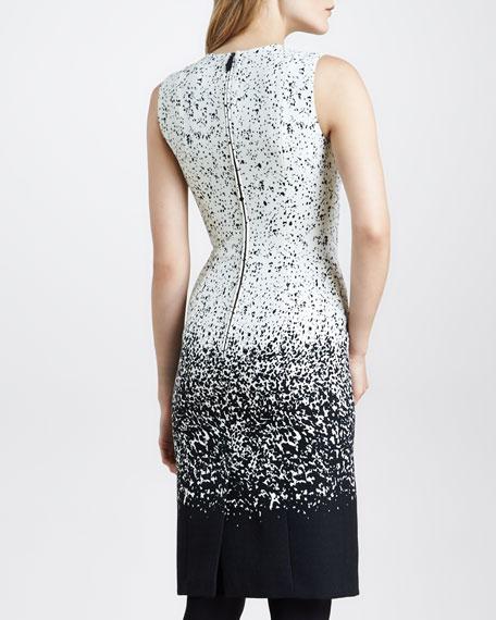 Degrade Sheath Dress
