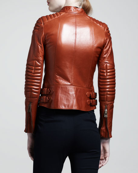 Sidney Motorcycle Jacket