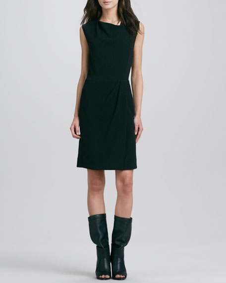 3.1 Phillip Lim Asymmetric Draped Dress