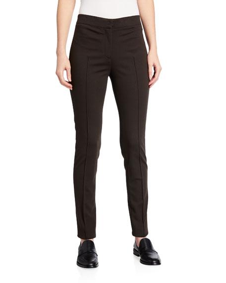 Akris punto Stretch Jersey Skinny Pants