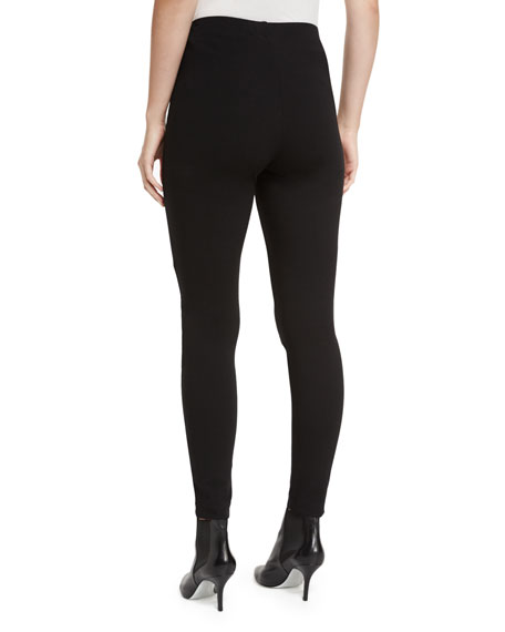 High-Rise Ponte Leggings