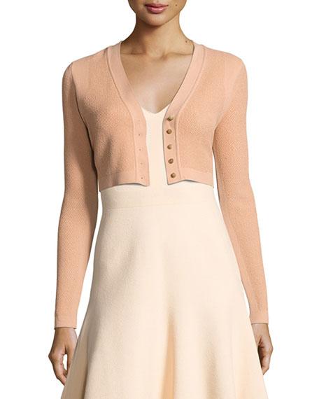 Narciso Rodriguez Cardigan & Dress