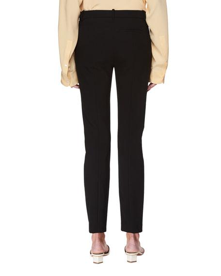 Tao Straight-Leg Stretch-Cotton Pants