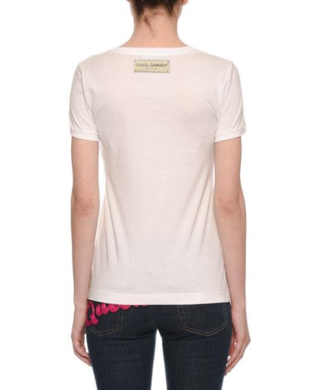 DG Style Short-Sleeve Crewneck T-Shirt