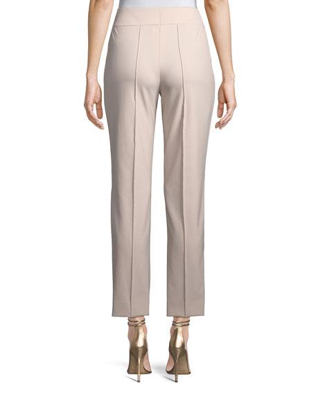 Hepburn Techno Ankle Pants