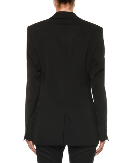 TOM FORD Classic Satin-Lapel Tux Jacket