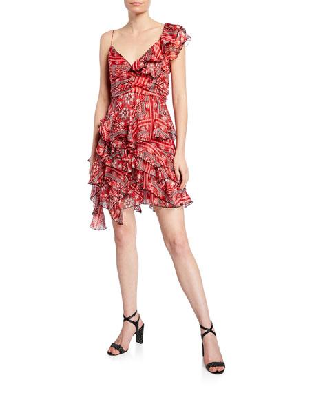 Isabel Marant Enta Summer Night Print Dress