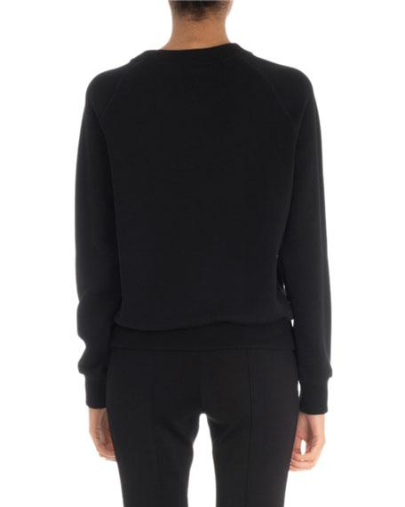 Givenchy Logo-Embroidered Sweatshirt