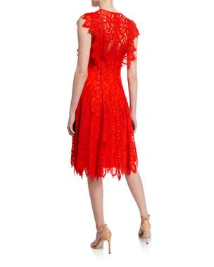 742d9da393 Plus Size Designer Dresses at Neiman Marcus
