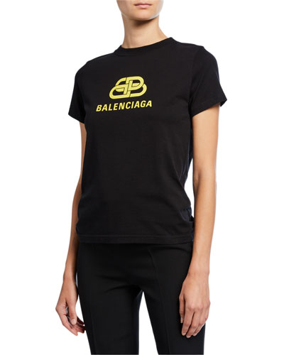Short-Sleeve BB Logo T-Shirt