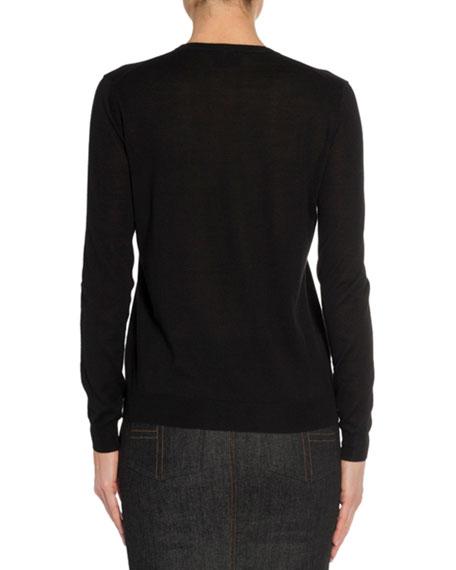 TOM FORD Cashmere-Silk Turtleneck Sweater