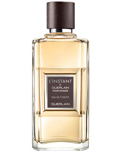 L'Instant de Guerlain Pour Homme, 3.3 oz./ 100 mL