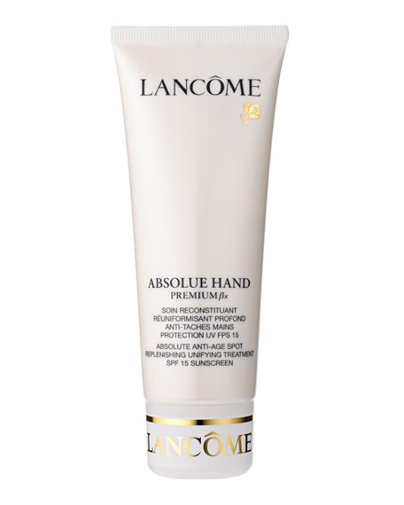 Lancome Absolue Hand Premium Bx SPF 15, 3.4
