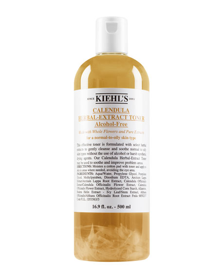 Kiehl's Since 1851 Calendula Herbal-Extract Alcohol-Free Toner,