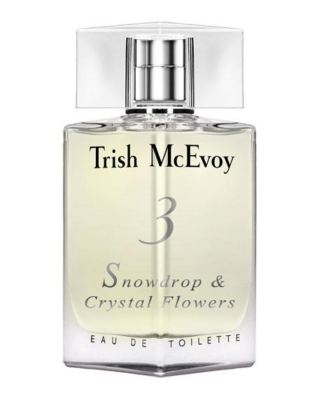 N° 3 Snowdrop & Crystal Flowers Eau de Toilette