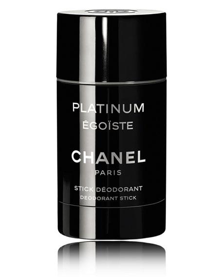 CHANEL <b>PLATINUM &#201;GO&#207;STE</b><br>Deodorant Stick 2 oz.