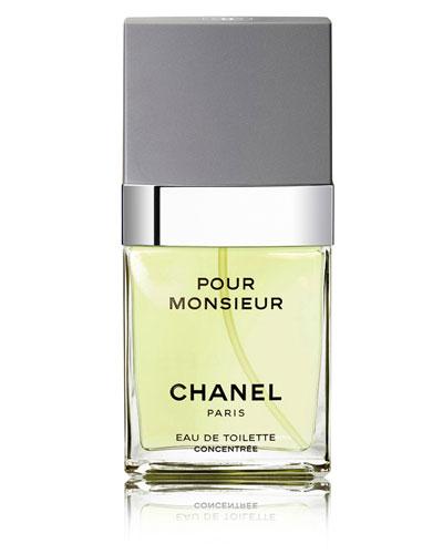 <b>POUR MONSIEUR</b><br>Eau de Parfum Spray 2.5 oz.
