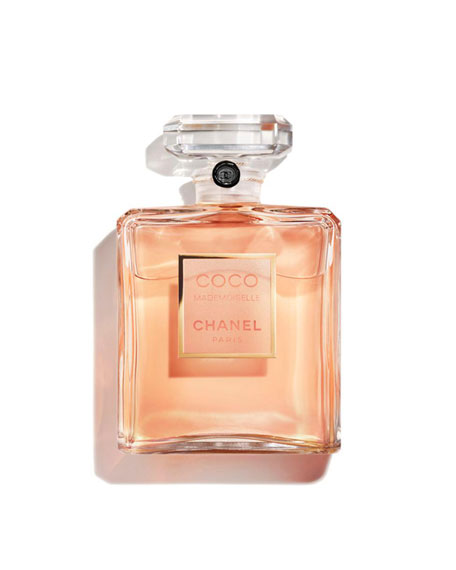 <b>COCO MADEMOISELLE </b><br> Parfum Bottle 0.25 oz./ 7.4 mL