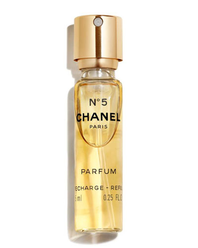<b>N&deg;5 </b><br> Parfum Purse Spray Refill, 0.25 oz./ 7.4 mL