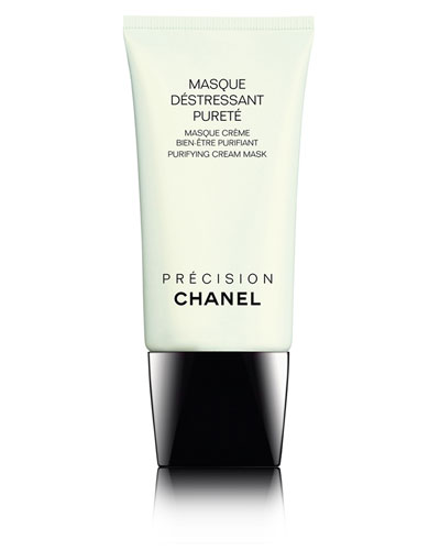 <b>MASQUE D&#201;STRESSANT PURET&#201; </b><br>Purifying Cream Mask 2.5 oz./ 75 mL