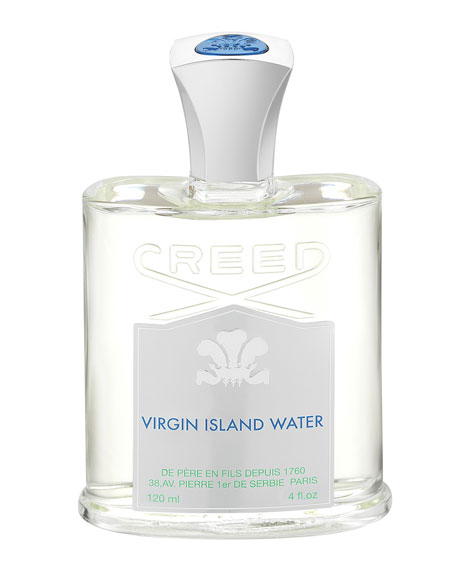 Creed Virgin Island Water, 4.1 oz./ 120 mL