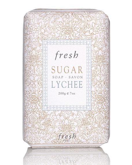 Fresh SUGAR LYCHEE SOAP, 7 OZ.
