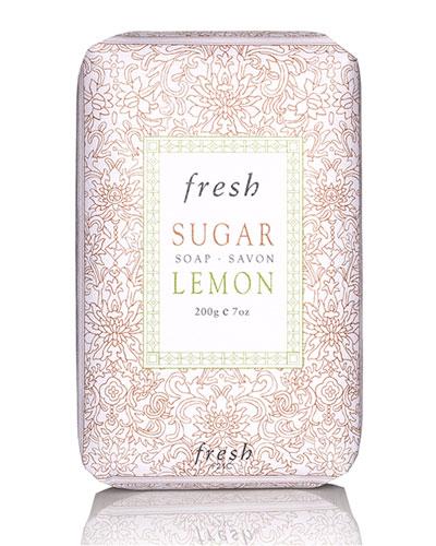 Sugar Lemon Soap  7 oz.