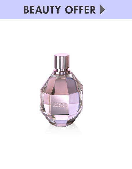 Yours with any $115 Viktor & Rolf Flowerbomb purchase*