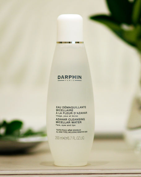 Darphin Azahar Cleansing Micellar Water, 6.76 oz.
