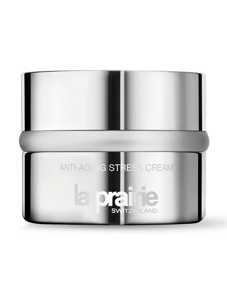 La Prairie Anti-Aging Stress Cream & Longevity Serum