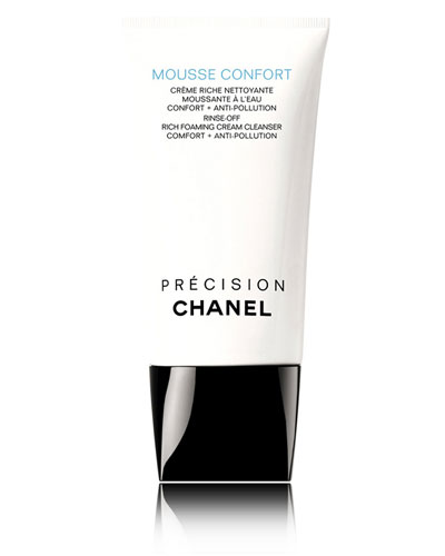 <b>Mousse Confort</b><br>Rinse-Off Rich Foaming Cream Cleanser