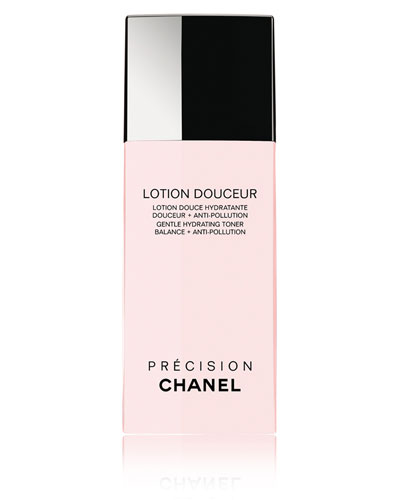 <b>LOTION DOUCEUR</b><br>Gentle Hydrating Toner Balance + Anti-Pollution 6.8 oz.