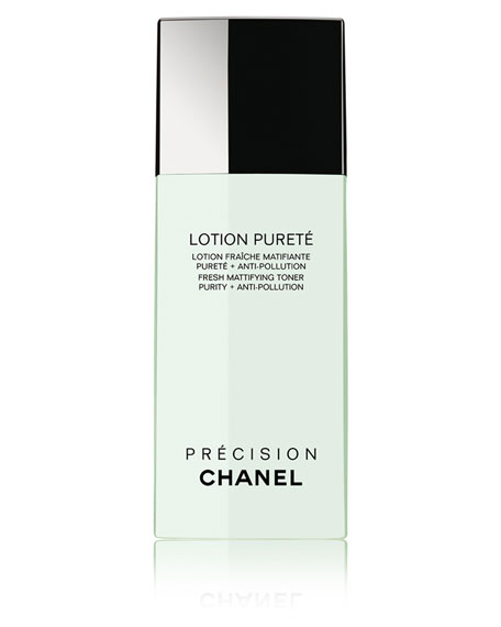 <b>LOTION PURETÉ</b><br>Fresh Mattifying Toner Purity + Anti-Pollution 6.8 oz.