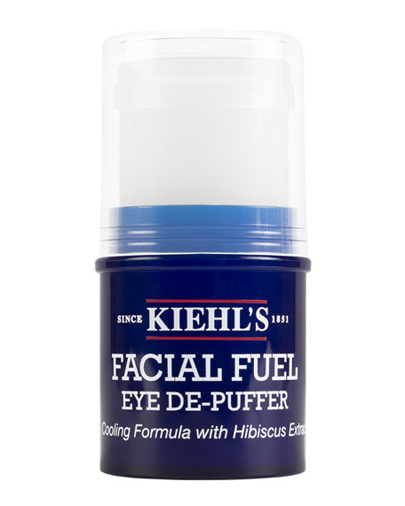 Kiehl's Since 1851 Facial Fuel Eye De-Puffer, 0.17