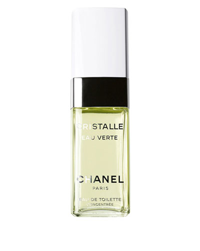 <b>CRISTALLE EAU VERTE</b><br>Eau de Toilette Concentr&#233;e Spray 100 mL/ 3.4 oz.