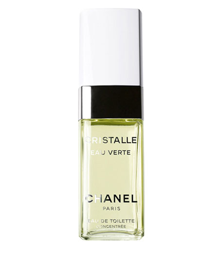 <b>CRISTALLE EAU VERTE</b><br>Eau de Toilette Concentrée Spray 100 mL/ 3.4 oz.