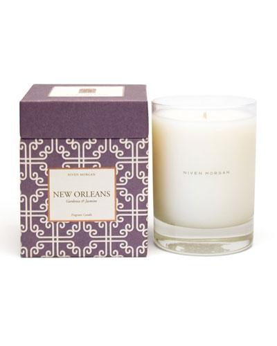 New Orleans Gardenia & Jasmine Candle
