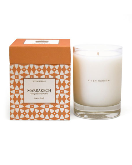 Marrakech Orange Blossom Candle